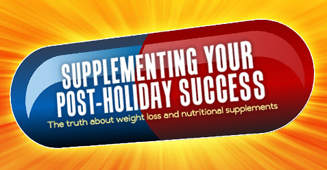 Supplementing your post-holidays success