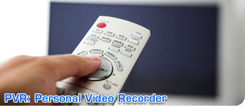 pvr, personal video recorder