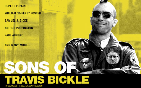 Sons of Travis Bickle