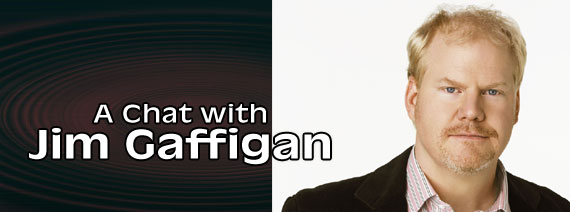 Jim Gaffigan interview