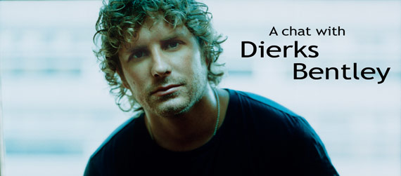 A chat with Dierks Bentley