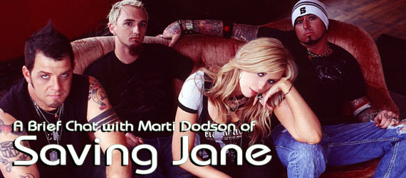 Saving Jane interview,	Marti Dodson Interview, One Girl Revolution Interview