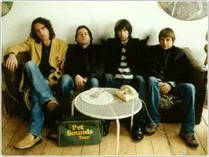A Chat with Andrew Innes of Primal Scream