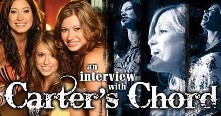 An interview with Carter's Chord