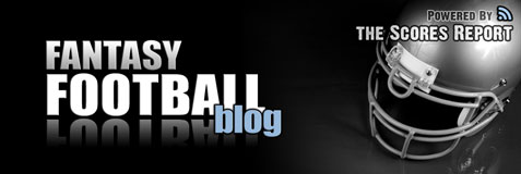 Fantasy Football Blog Powered by the Scores Report